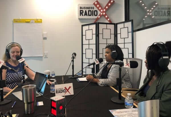 Katharine Chestnut Atlanta Business RadioX