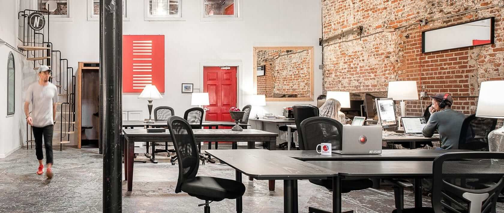 Alkaloid Networks Coworking on the Atlanta Beltline