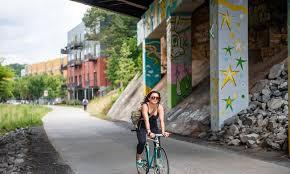 Beltline Biking