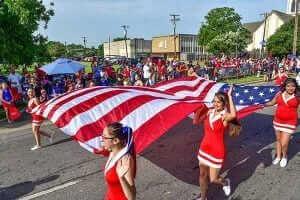 Irving Parade