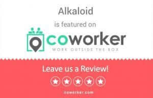 Alkaloid Networks featured on coworker.com