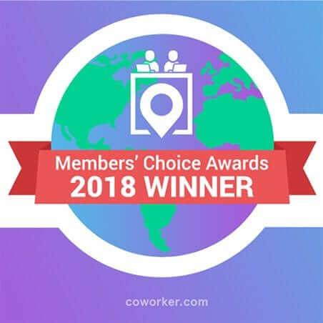 Coworker 2018 Winner